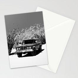 JeepJ300 Stationery Cards