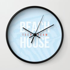 Teen Dream - Beach House Wall Clock