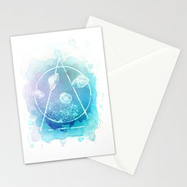 Sacred Jellies Stationery Cards