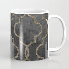Paris Apartment Black Coffee Mug
