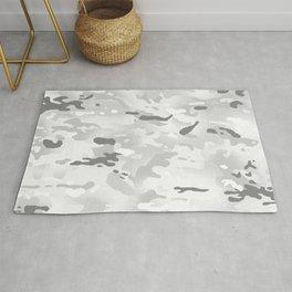 Camouflage: Alpine Rug