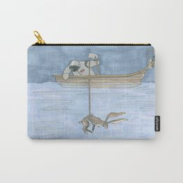 Unlikely Carry-All Pouch