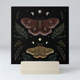 Saturnia Pavonia Mini Art Print