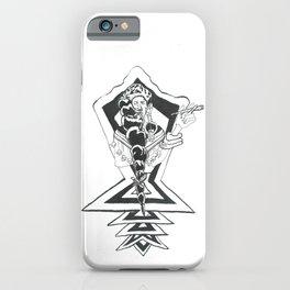 Braid and Jade iPhone Case