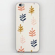 Sprigs iPhone & iPod Skin