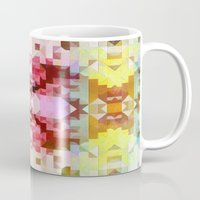 southwest Mugs featuring Southwest by Dnzsea