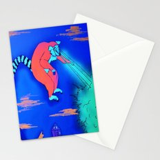 Leapin' Lemur! Stationery Cards