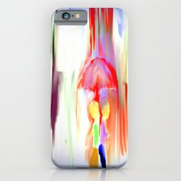 Wet and Irritated iPhone Case