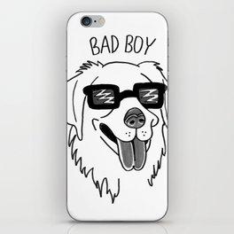 Bad Boy iPhone Skin