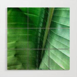 Palm Leaf #1 Wood Wall Art