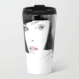 Fashion Painting #8 Travel Mug