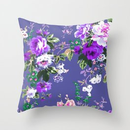 Bouquets with roses 3 Throw Pillow