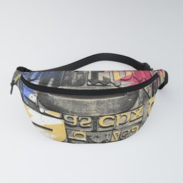The forgotten Word Fanny Pack
