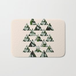 Tropical & Geometry II Bath Mat
