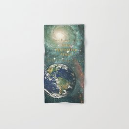 Our Earth Hand & Bath Towel
