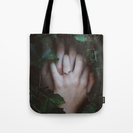 Hands Nature Tote Bag