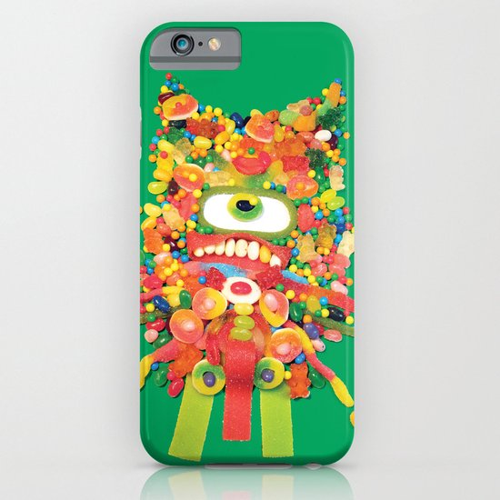 Sweet Monster iPhone & iPod Case