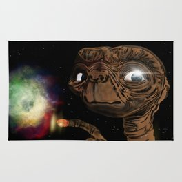 Yes, I build galaxies with a finger. And you? Rug
