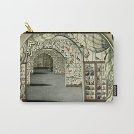 Museum of Curiosities Carry-All Pouch