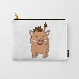 Wee Warthog Carry-All Pouch