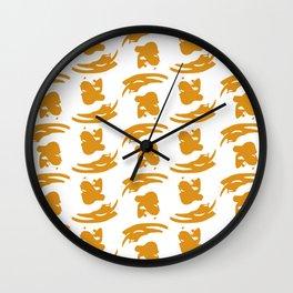 Oh My Duck n. 4 Wall Clock