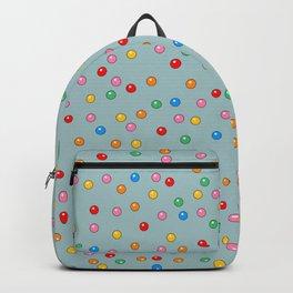 Unicorn Gumball Poop Backpack