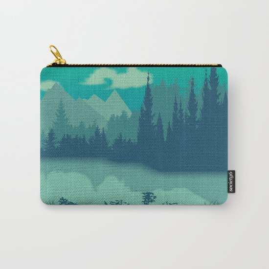 My Nature Collection No. 22 Carry-All Pouch