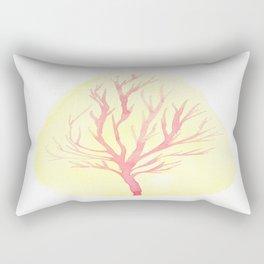 Tree Drop 2 Rectangular Pillow
