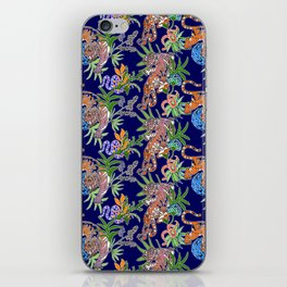 Tiger Print iPhone Skin