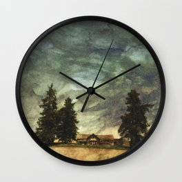 Homestead Wall Clock