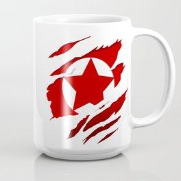 American Red Flag Pride Coffee Mug