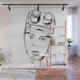 Dan Aykroyd - Ghostbusters Wall Mural