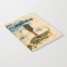 Wanderlust II Notebook