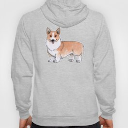 Pembroke Welsh Corgi dog Hoody