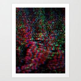 Bush Art Print