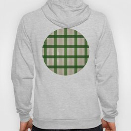 Evergreen Cozy Cabin Plaid Hoody