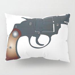 Snub Nose 45 Pillow Sham