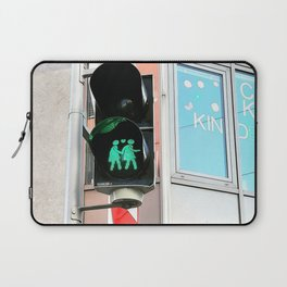 Love Is Strong Laptop Sleeve