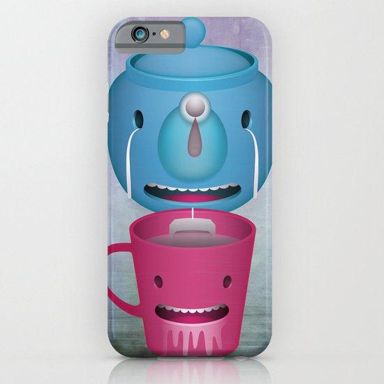 Tea Potty iPhone & iPod Case