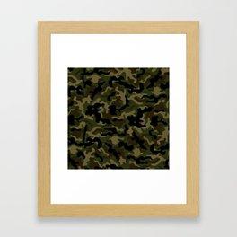Camouflage Art3 Framed Art Print