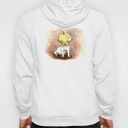 Apple Head Chihuahua Bitten Hoody