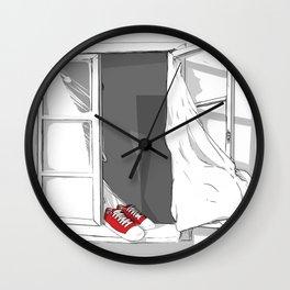 Cover of Psykologisk Tidsskrift: Tabu. (Suicide) Wall Clock