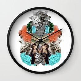 Prometheus Pattern Wall Clock