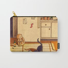 Kitchen Floor Carry-All Pouch
