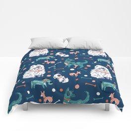 Doggie Spots Comforters