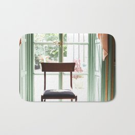 Sit Awhile Bath Mat
