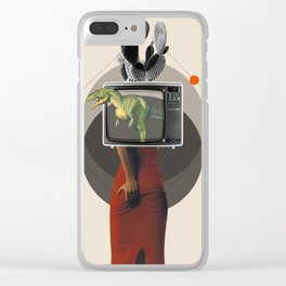 Viewer Clear iPhone Case