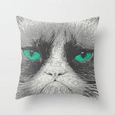 I'll Eat Your Soul Throw Pillow