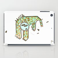 beast iPad Cases featuring Beast by Boiling Point Press