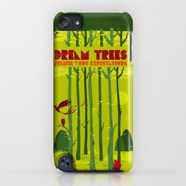 Dream Trees iPhone Case